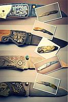 Авторские и Кастомные Ножи
