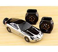Коньячный набор авто Mercedes SLR, 3 предмета