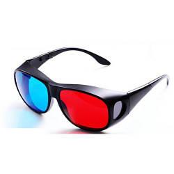 3D очки анаглифные для New Style