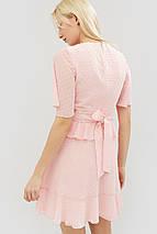 Женское шифоновое платье приталенного силуэта (Balis crd), фото 3