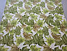Микрофибровая простынь, покрывало TRUE LOVE полуторное Кленовый лист, фото 4