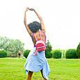 Рюкзак женский JIZUZ из искусственной кожи, фото 4