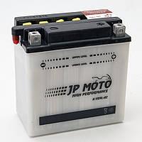 Аккумулятор мотоциклетный JP Moto 9Ah-12v CB9L-A2 (YB9L-A2) , 12В, 9Ач, EN100А