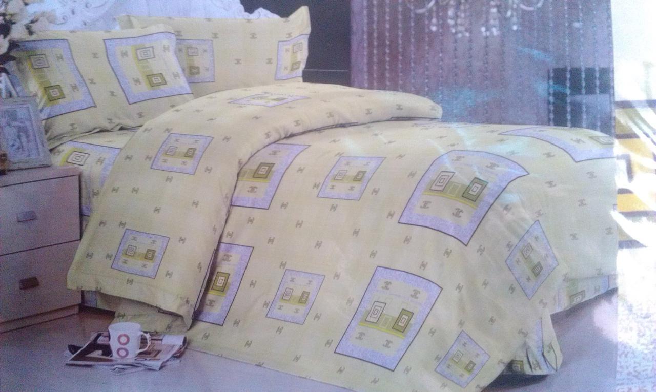 Комплект постельного белья 3D полуторный