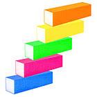 Бафики Шлифовочные для Ногтей Разных Цветов, фото 7
