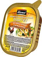 Паштет HAME 215г Делікатесний з мяса птиці