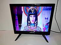 Телевизор Самсунг 17 дюймов+Т2 12/220v USB/HDMI LED DVB-T2 телевізор Samsung 15/16/19/24/32/40