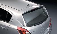 Оригинал Спойлер Irmscher ирмшер опель корса д Opel Corsa D steinmetz tuning тюнинг i1001405 opc опц, фото 1