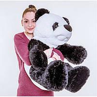 Мягкая, пушистая игрушка Панда 75 см.