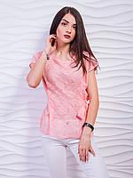 Блуза модная женская  (42-50), доставка по Украине