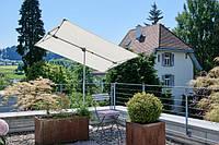 Зонт-экран на балкон Flex-roof