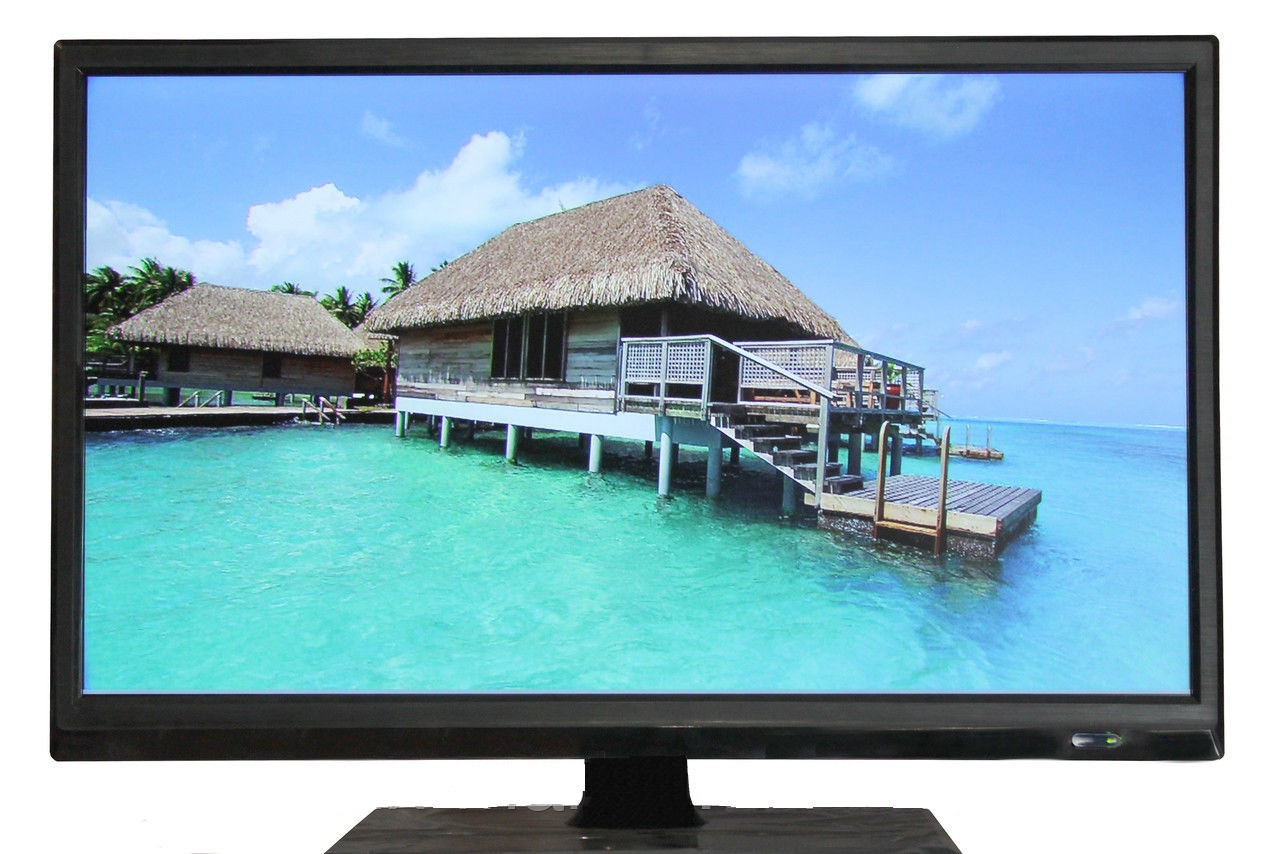 """Телевизор LED backlight tv L24 24"""" SMART T2 для кухни, дачи 1920x1080"""