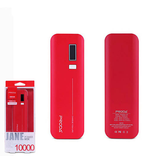 Портативное зарядное устройство (Power Bank) Remax Jane V6i PPL-5 10000mAh