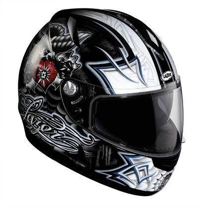 Шлем LAZER BREVA VENOM (р.L) черно-серый