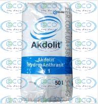 Гидроантрацит Akdolit N1 (1,4-2,5мм)