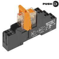 Релейный модуль Weidmuller RCIKITP 24VDC 2CO LD/PB - 8897230000
