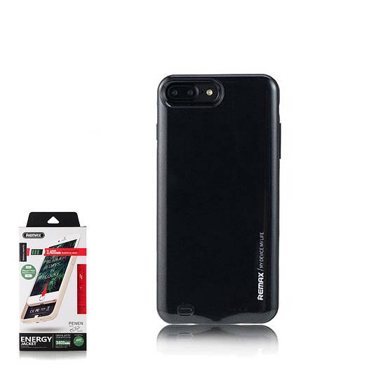 Портативное зарядное устройство (Energy Jacket) Remax Penen  iPhone 7 Plus 3400mAh