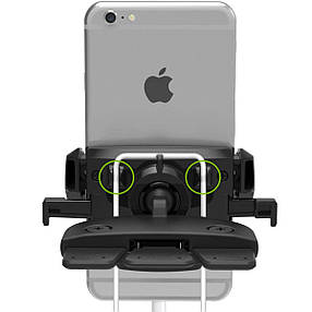 IOttie Easy One Touch Mini CD Slot Universal Car Mount Holder Cradle for iPhone (HLCRIO123RT), фото 2
