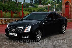 Аренда Cadillac CTS4