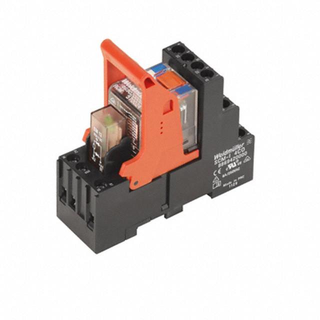 Релейный модуль Weidmuller RCMKIT-I 24VDC 2CO LD - 8920940000