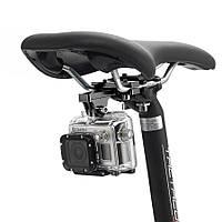 Крепление на сидение велосипеда для GoPro, фото 1