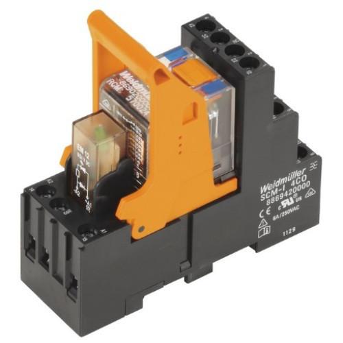 Релейный модуль Weidmuller RCMKIT-I 24VDC 4CO LD - 8921030000