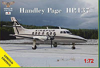 "HP-137 ""Handley Page"" 1/72 Sova-M 72008"