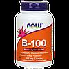 Витаминно-минеральный комплекс NOW B-100 (100 капс)