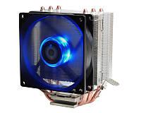Кулер процессорный ID-Cooling SE-903-B, Intel: 1151/1150/1155/1156/775, AMD: AM4/FM2+/FM2/FM1/AM3+/AM3/AM2+/AM2, 113.5х72.6х122.5 мм, 3-pin