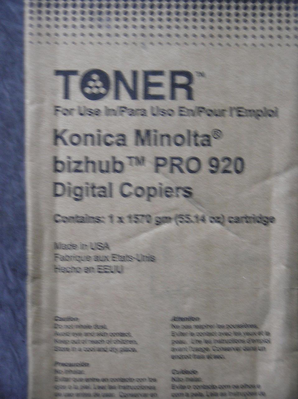 Тонер TN 910 (USA)