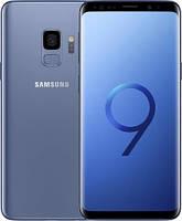 """Смартфон Samsung Galaxy S9 SM-G960 64GB Blue, 12/8Мп, 5,8"""" AMOLED, 2sim, Exynos 9810, 12 мес."""