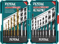 TOTAL  TACSD6165 Набор сверл универсальный, 16шт.