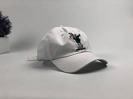 Кепка бейсболка Заяц Даб (белый)