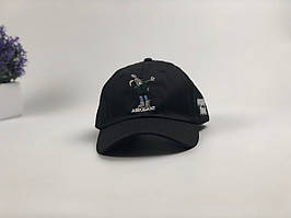 Кепка бейсболка Заяц Даб (черный)