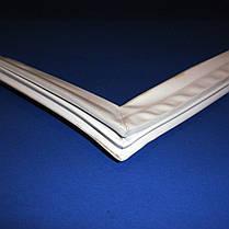 Уплотнительная резина 1124х556 мм (уплотнитель двери) холодильной камеры Атлант 769748901511, фото 2