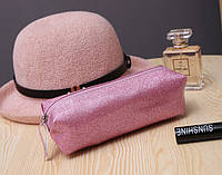 Пенал розовый