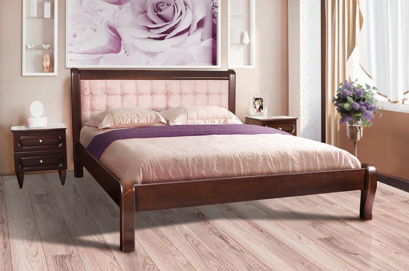 Кровать двуспальная Соната ( 1600*2000) Микс Мебель