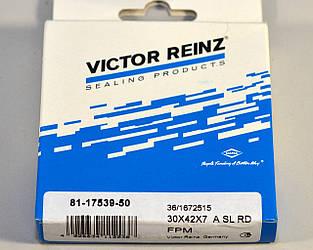Сальник распредвала (передний) на Renault Trafic  2003->  2.5dCi  — Victor Reinz  (Германия) - 81-17539-50