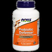 Витамины NOW Probiotic Defense (90 капс)