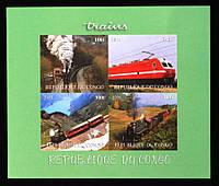 """Конго """"Поезда"""" 2011 г"""