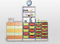 Шкафы для хранения дидактических материалов