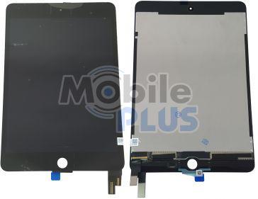 Дисплей для Apple iPad Mini 4 з сенсорним екраном, Black, чорний