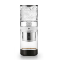 Капельный заварник My Dutch 350 ml MINI Black для приготовления холодного кофе, фото 1