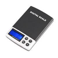 Весы цифровые DS-500 (0.1g /500g) с откидывающейся крышкой, фото 1