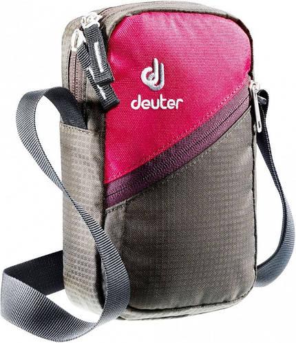 Небольшая, молодежная сумка через плечо ESCAPE I DEUTER, 85103 5602 коричневый