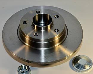 Гальмівний диск задній з підшипником на Renault Trafic 2001-> — RENAULT (Motrio) - 8671019313