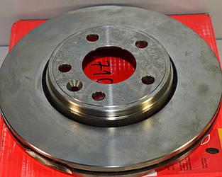 Тормозной диск передний на Renault Trafic  2001->  — Renault (Motrio) - 8671017102