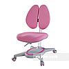 Комплект парта для подростка Sognare Grey + детское ортопедическое кресло Primavera II Pink FunDesk, фото 2