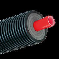Теплоизолированные трубы AustroISOL single 75/145 мм (Австрия)