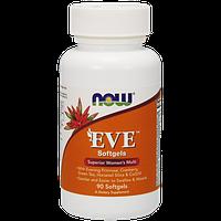 Витамины для женщин Now Eve (90 капс)